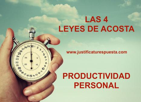 Leyes de Acosta. Una solución para docentes improductivos | APRENDIZAJE | Scoop.it