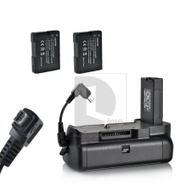 Pro Battery Grip for Nikon D5100 D5200 & 2x EL-EL14 Batteries|Battery Grip Nikon D5100 | Photo & Video  Accessories | Scoop.it