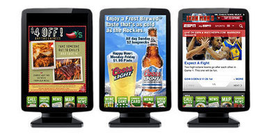Display Points bring NFC ads to restaurant tables | NFC solutions | Scoop.it