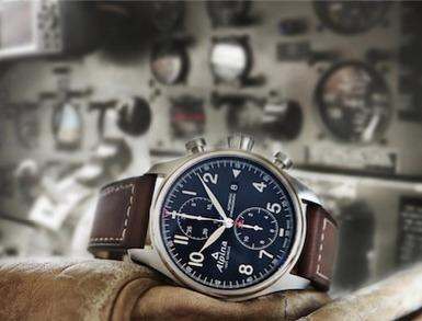 Alpina - Atterrissage sur le tarmac horloger | La chronique Alpina | Scoop.it