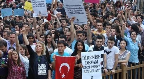 Les manifestations en Turquie expliquées aux enfants | Educommunication | Scoop.it