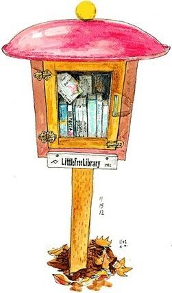 Mini-libraries have curb appeal - The Seattle Times | Academic Library News | Scoop.it