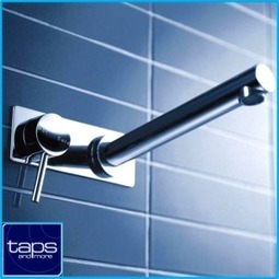 Get Stylish & Branded Bath Spouts and Taps for Your Modern Bathroom   Taps & More   Bathroom Accessories   Scoop.it