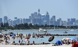 Records broken as temperatures soar up to 38 degrees across #Australia #climate | Messenger for mother Earth | Scoop.it