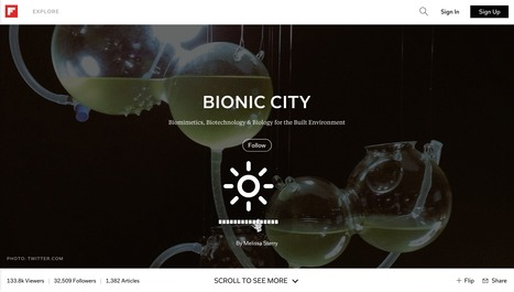 Bionic City magazine, Dec 2015 | SMART URBANISM + PARAMETRIC DESIGN | Scoop.it