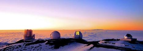 Première observation d'étoiles primordiales (population III) | C@fé des Sciences | Scoop.it