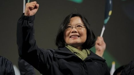 Taiwan elects first female president | Southmoore AP Human Geography | Scoop.it