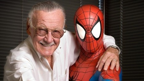 Briefly: Stan Lee Coming To Oz, 90% Off At Booktopia, Homestar Runner Returns - Lifehacker Australia | super heros | Scoop.it