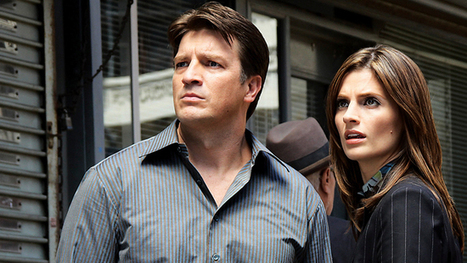 'Castle': TNT Acquires Off-Network Cable Rights to Nathan Fillion Dramedy | TV Review Project | Scoop.it