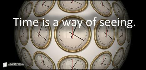 How Three Time Filters Impact Leadership | Leadership | Scoop.it
