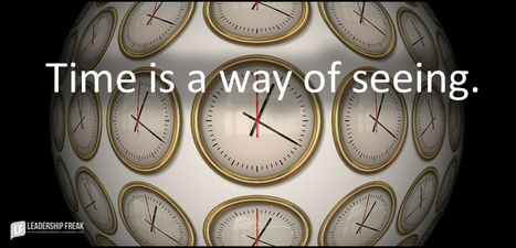How Three Time Filters Impact Leadership | The Daily Leadership Scoop | Scoop.it