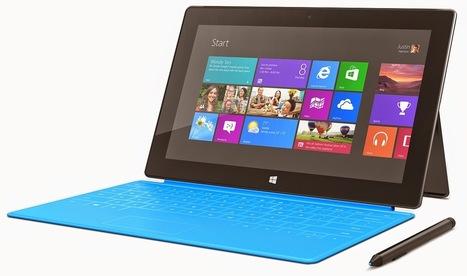 Spesifikasi Microsoft Surface Pro 3, Tablet Baru Penyaing Notebook | Waksap blog | waksapblog | Scoop.it