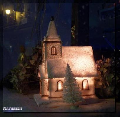 Noël d'après les vitrines de Ste-Foy-la-Grande - NatureLN | Vos achats Cœur de Bastide - 2013 | Scoop.it