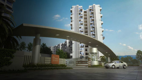 Three Jewels - Residential Project in Katraj Pune | Kolte Patil | Scoop.it
