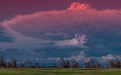 Zdjęcia erupcji wulkanu | Fotografia-Grafika | Scoop.it