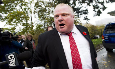 Police have video of Toronto mayor Rob Ford smoking crack - Front Page Buzz | Media Relations Articles: Rob Ford | Scoop.it