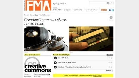 5 ресурсов с бесплатной лицензионной музыкой для видео, визуализаций и мероприятий | Webinars (Вебинары) | Scoop.it