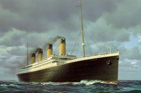 Titanic anniversary collection - Resources - TES | Titanic Resources | Scoop.it