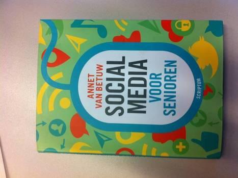 Wageningse schrijft social media-gids voor senioren - De Gelderlander | Bloggen en copywriting | Scoop.it