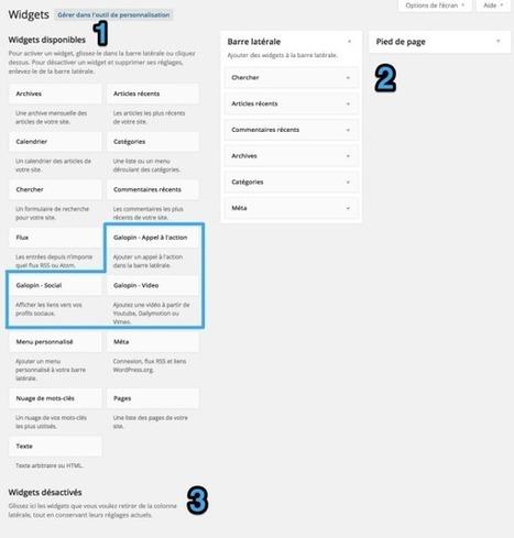 Le Guide Complet des Widgets dans WordPress | Mes ressources personnelles | Scoop.it