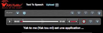 Accompagnez tous vos textes de fichiers audio, gratuitement. | TIC et TICE mais... en français | Scoop.it