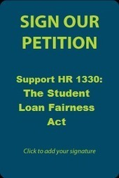 MoveOn Petitions - Support The Student Loan Fairness Act (H.... - Care2 News Network | studentdebt | Scoop.it