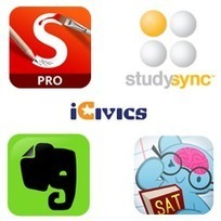 10 Great Apps and Sites for High School | ILearn with Ipads | Scoop.it