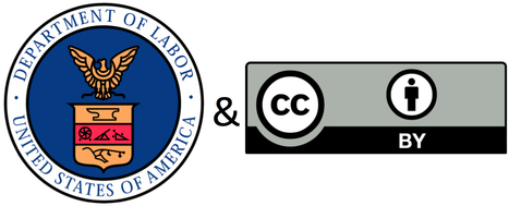 U.S. Department of Labor adopts CC BY licensing policy department-wide - Creative Commons blog | Open Educational Practices | Scoop.it