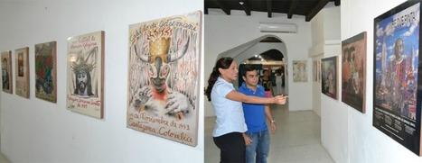Exposición en honor al maestro Enrique Grau durante este mes en el IPCC | Cartagena de Indias - 8º edición de boletín semanal | Scoop.it