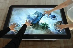 Do Multi-Touch Displays Actually Work In Education? - Edudemic | Best practice for teachers | Scoop.it