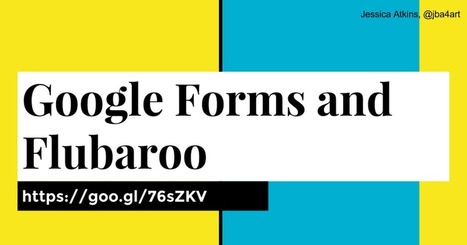 Google Forms and Flubaroo | Technology and Education Resources | Scoop.it