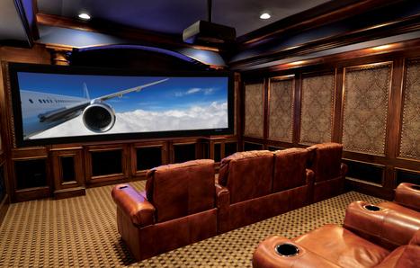 Custom Home Theater Florida- Miami, North Miami, Tequesta, Palm Beach, Boca Rato | eileen45gs | Scoop.it