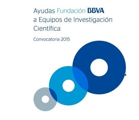 Ayudas Fundación BBVA a Equipos de Investigación Científica (Convocatoria 2015) | Usal - MediNews | Scoop.it