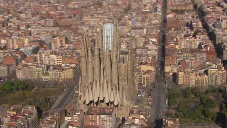 Here's How Sagrada Familia Will Look When It's Finally Done In 2026 | Social Media | Scoop.it