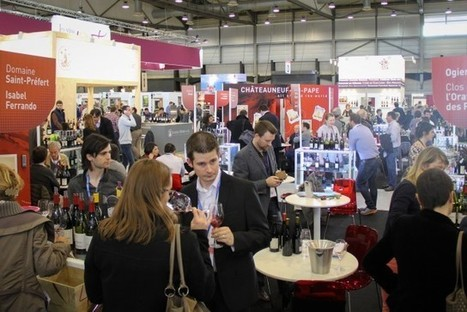 Top trade exhibitions for 2016 | Fine Champagne Magazine | Scoop.it