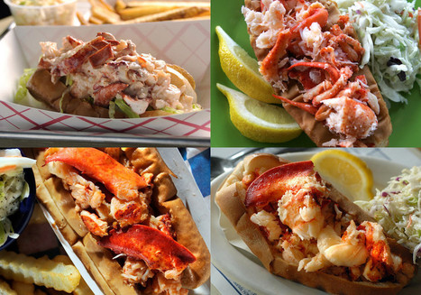 Connecticut's Notable Lobster Rolls | fitness, health,news&music | Scoop.it