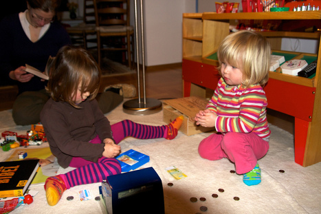 Kids Play the Way Scientists Work   80beats   Discover Magazine   Special Needs News For You   Scoop.it