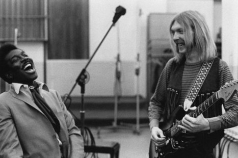 Eric Clapton's Favorite Guitar Solo: Duane Allman on Wilson Pickett's 1968 Cover of the Beatles' 'Hey Jude' | Guitar | Scoop.it