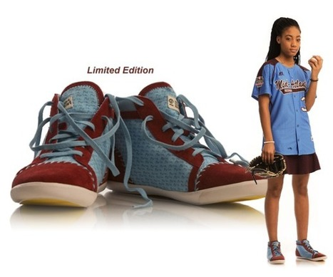 Mo'Ne Davis Designs Sneakers To Benefit Girls in Poverty-Stricken Countries - Clutch Magazine | Personal and Professional Life Diary | Scoop.it