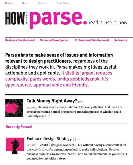 Our top 10 most popular webfonts in-use | Webdesign Glance | Scoop.it