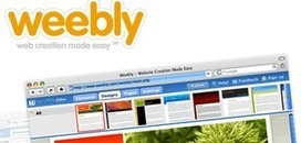 E-Learning Certificate Program: Weebly Video Tutorials | Current Updates | Scoop.it