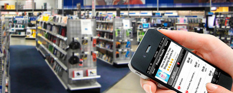 Les retailers misent sur la technologie | Retail Intelligence | Retail2.0 | Scoop.it