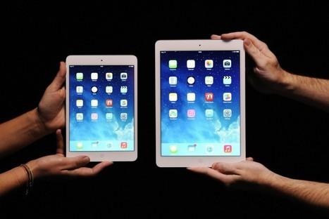 News zu iPhone, iPad und iWatch - iPads sollen in Zukunft größer werden - Süddeutsche.de | iPad in der Schule | Scoop.it