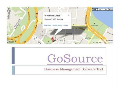 Gosource- Business Management Software Tool Ppt Presentation | Freelancers Australia | Scoop.it