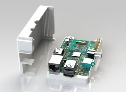 OhGizmo! » Archive » ModMyPi Offers Case For Raspberry Pi, 5 ... | Raspberry Pi | Scoop.it
