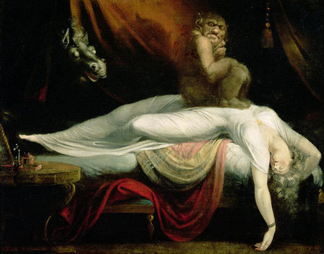 The waking nightmare of sleep paralysis | Society Violence Justice + | Scoop.it