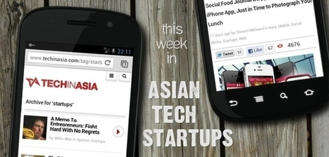 Tech News: Asia – 11 Start-Ups That Caught Our Eye | Trending Much | Scoop.it