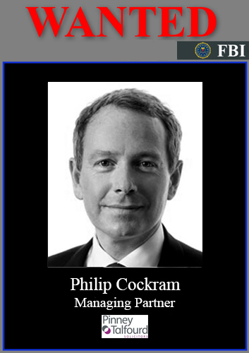 Pinney Talfourd Managing Partner Philip Cockram News - Google Search | FBI National Security Letter = NSL UNDERLYING POWER * CARROLL TRUST NSL = US Department of Justice Biggest Organized Crime Case | Scoop.it