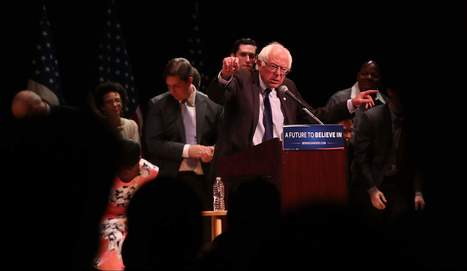 LISTEN: Bernie Sanders' Conference Call with His Delegates | Everything You Need to Know           Re: Bernie Sanders | Scoop.it