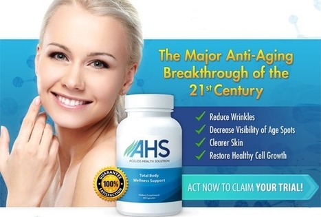 Make Aging A Reverse Process Now! | Aging Is No More An Incurable Now! | Scoop.it